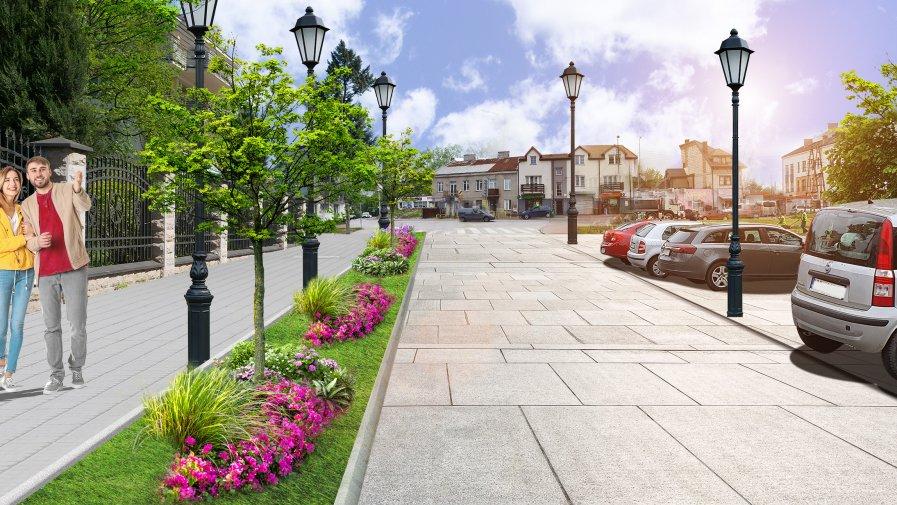 Wyniki konsultacji dot. budowy trzech ulic w centrum Zielonki